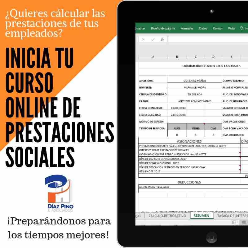 PUBLICIDAD CURSO PRESTACIONES 52K